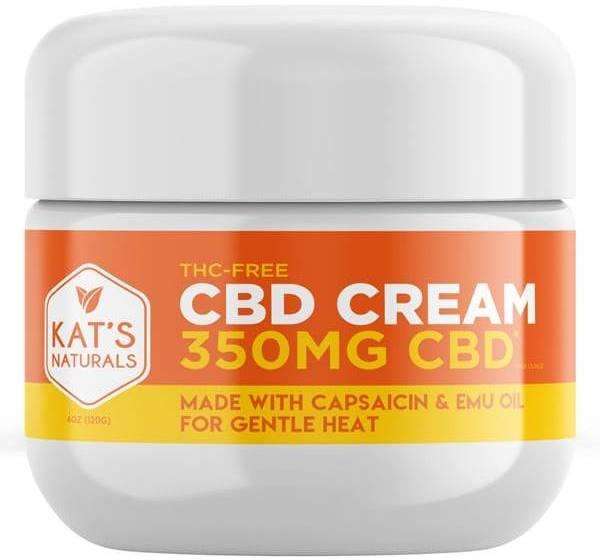 cbd cream with capsaicin