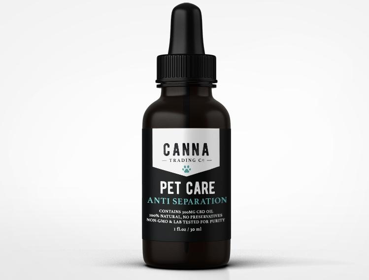 pet anti separation cbd tincture